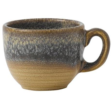 Amazon.com | Dudson 4EVG050R Evo-Vit Granite 2.5 Oz. Espresso Cup ...