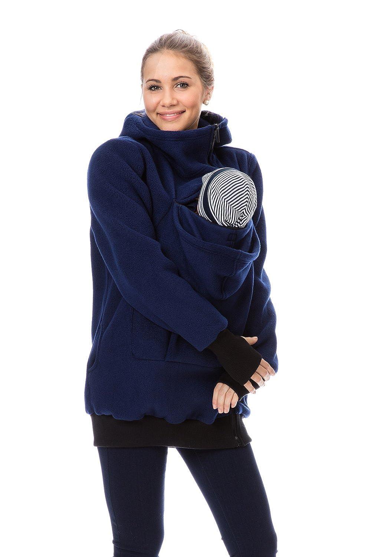 GoFuture Damen Tragejacke für Mama und Baby Baby Baby Känguru Klassiker Viva GF2301 B01MXI60IY Jacken Zu einem erschwinglichen Preis 811c04