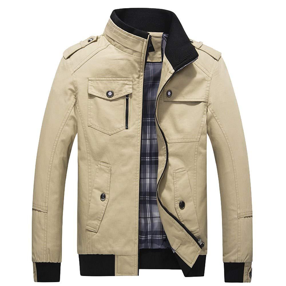 Sharemen Men's Casual Jacket Warm Jacket Overcoat Outwear Sharemen-clothes1 4669