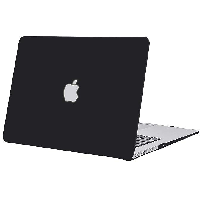 Tecool Funda MacBook Air 13, Ultra Slim Cubierta de Plástico Duro Case Carcasa para MacBook Air 13