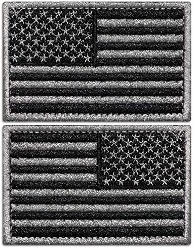 Anley Tactical USA Flag Patches product image