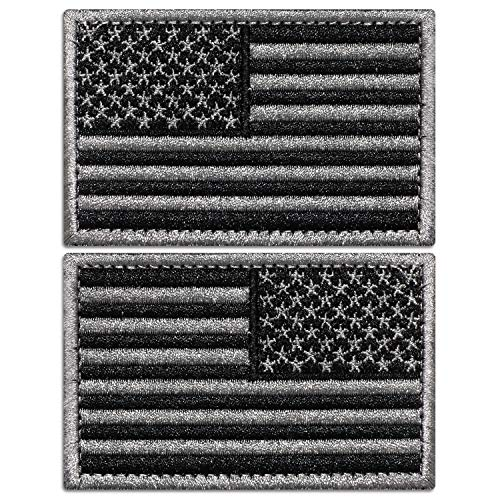 Anley Tactical USA Flag Patches Set - 2 Pack (Forward for sale  Delivered anywhere in USA