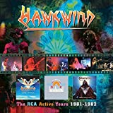 The Rca Active Years 1981-1982 / Hawkwind