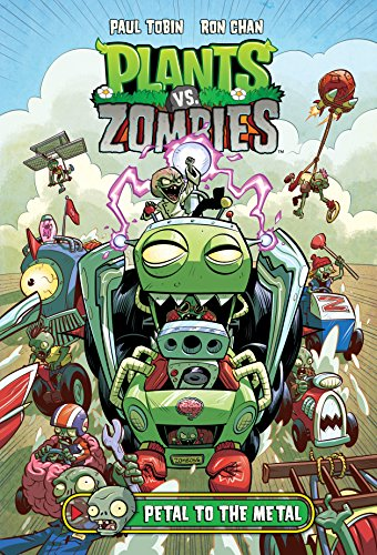 Plants vs. Zombies Volume 5: Petal to the