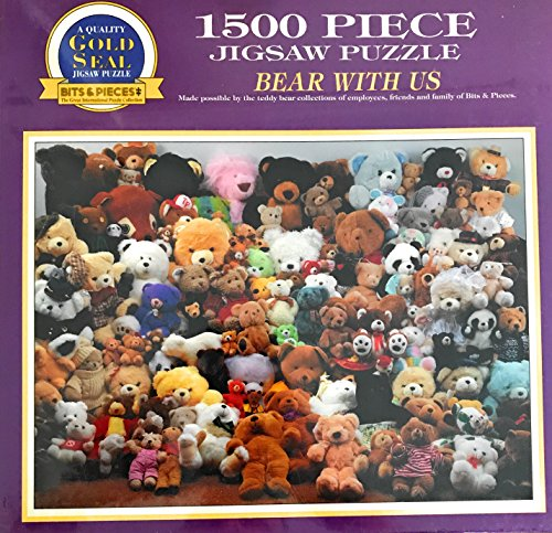 Bits and Pieces 1500 Piece Puzzle 24