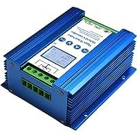 Cabilock Solar Regulator Charge Controller Solar Panel Battery Regulator 12v/24v MPPT Wind-solar Identifying System for…