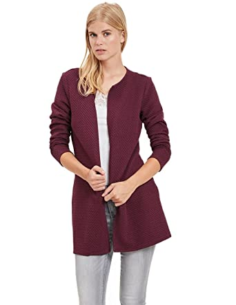 Jacket New Noos Vila Femme Long Vêtements Vinaja Gilet q8vnnUtT