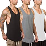 Muscle Killer 3-Pack Men's Muscle Gym Workout