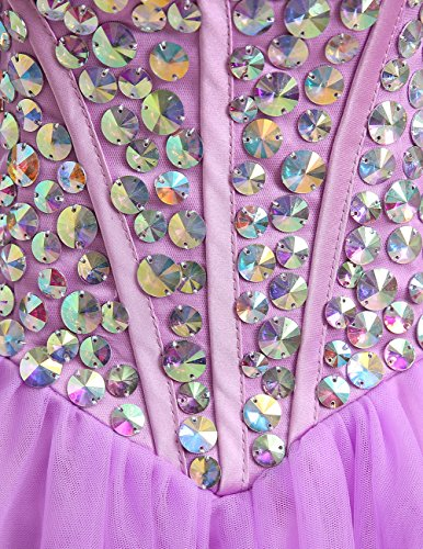 Dresstells®Vestido De Fiesta Mini Princesa Escote Corazón De Tul Con Cuentas Azul Oscuro