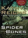 Spider Bones (Wheeler Hardcover)