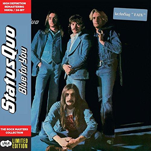 Blue For You - Cardboard Sleeve - High-Definition CD Deluxe Vinyl Replica + 5 Bonus Tracks - - Store Status