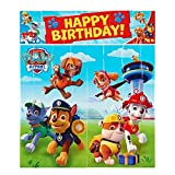 American Greetings Paw Patrol Wall Decorations