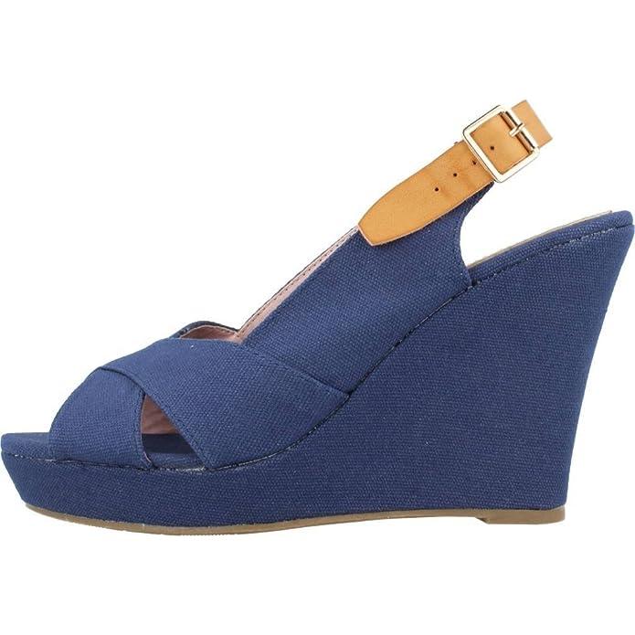 XTI Sandali e Infradito per Le Donne, Color Blu, Marca, modelo Sandali E Infradito per Le Donne 77926 Blu