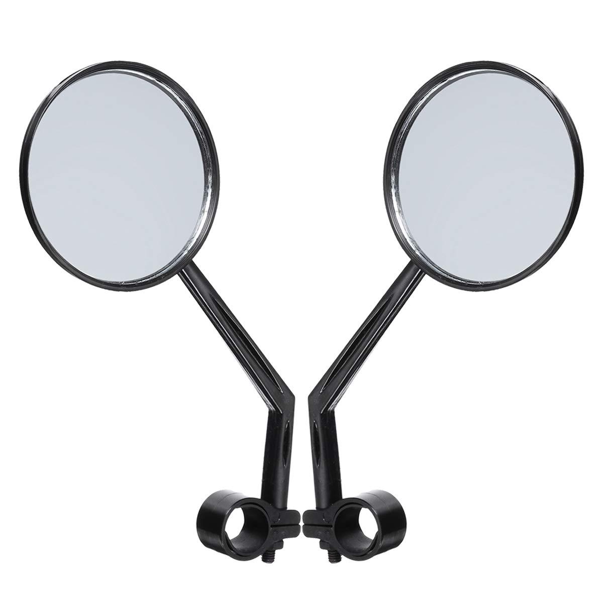 Viviance Espejo Retrovisor Reflector para Xiaomi Mijia M365 Bicicleta Eléctrica Scooter