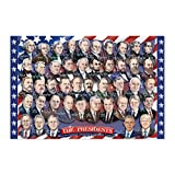 Melissa & Doug Presidents of the USA Floor Puzzle (100 pcs)