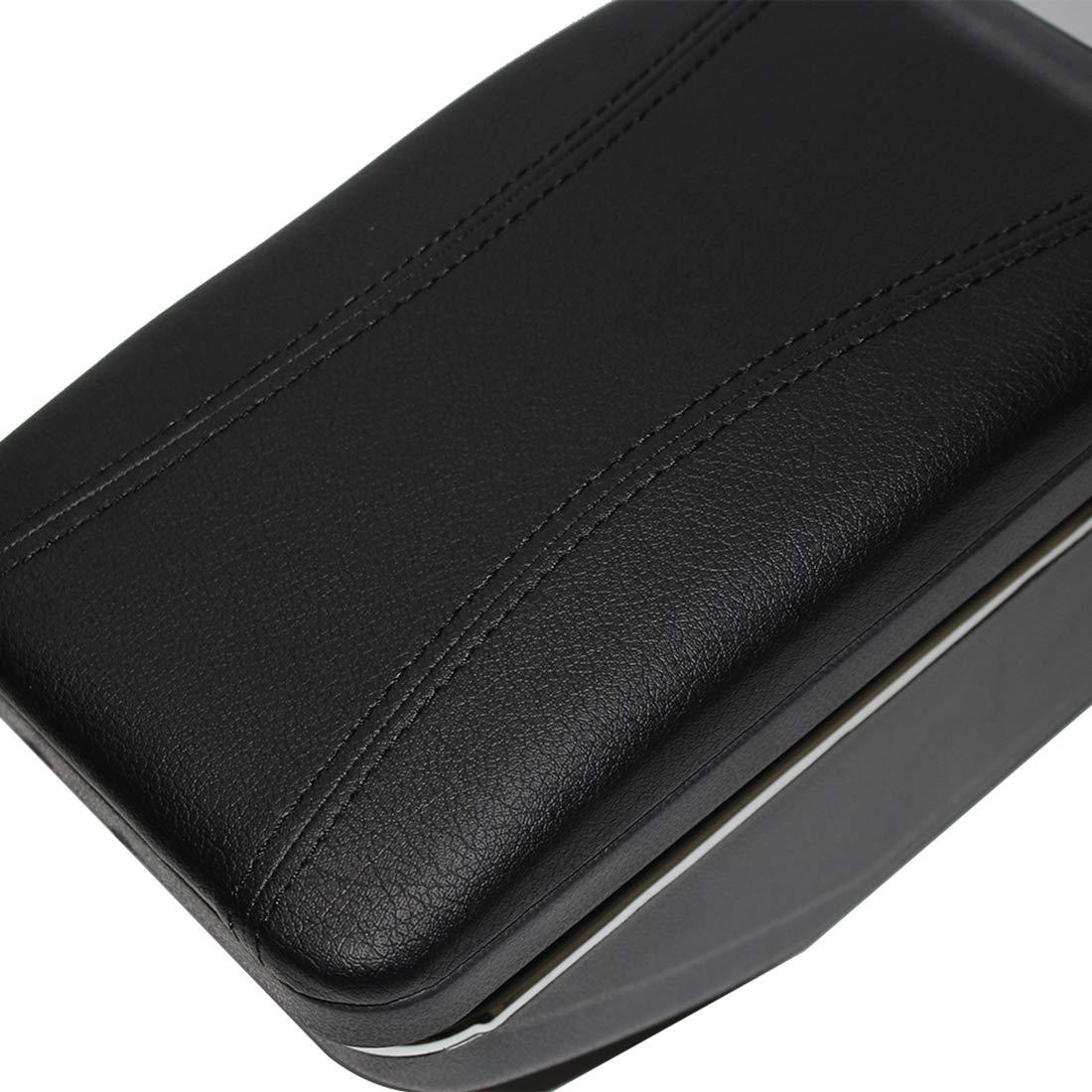 Accoudoirs Bo/îte Consoles main avec porte gobelets et cendrier Pour Focus 3 mk3 2011-2019
