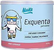 Pré Treino Exquenta Muke 300g, Muke