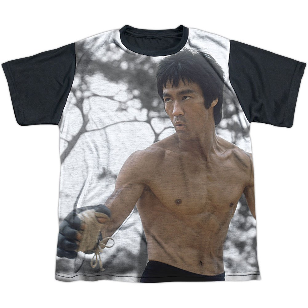 Bruce Lee Ready Youth T-shirt