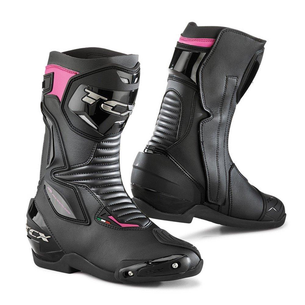 1011ce44b470d Amazon.com: TCX Boots Women's SP Master Lady Boots (Black, Size 41 ...