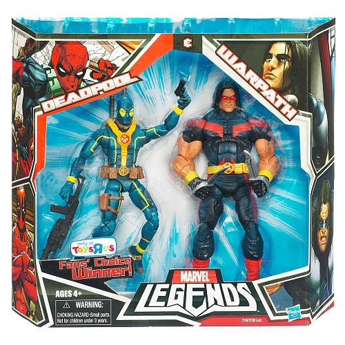 Hasbro Marvel Legends Fans Choice Exclusive Action Figure...