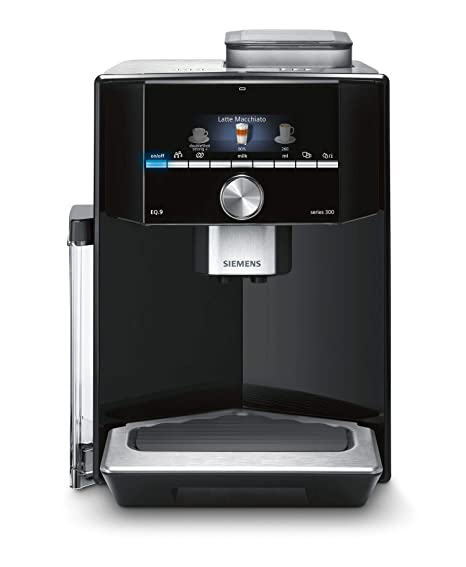 Amazon.com: Siemens EQ. 9 TI903209RW Super Espresso machine ...
