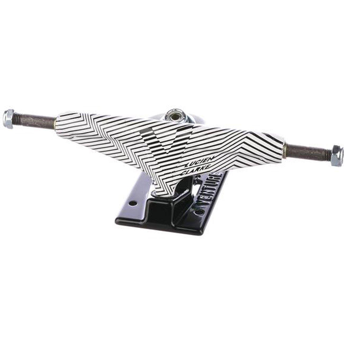 Venture Herren Skateboard Achse 5.2 Low Lucien Clarke Linear V-Light Größe:ONESIZE Farben:white-black