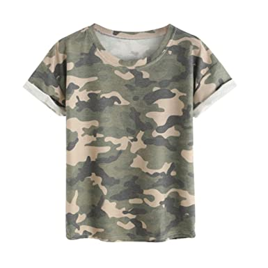 Casual Camo Dresses for Teens