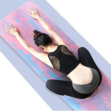 Alfombrilla de Yoga Antideslizante TPE de 7 mm para ...