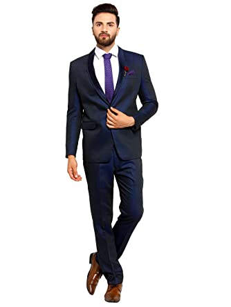 ec09687f5f Amazon.com  THE EVENING DEVOURING BLUE PARTY SUIT  Clothing