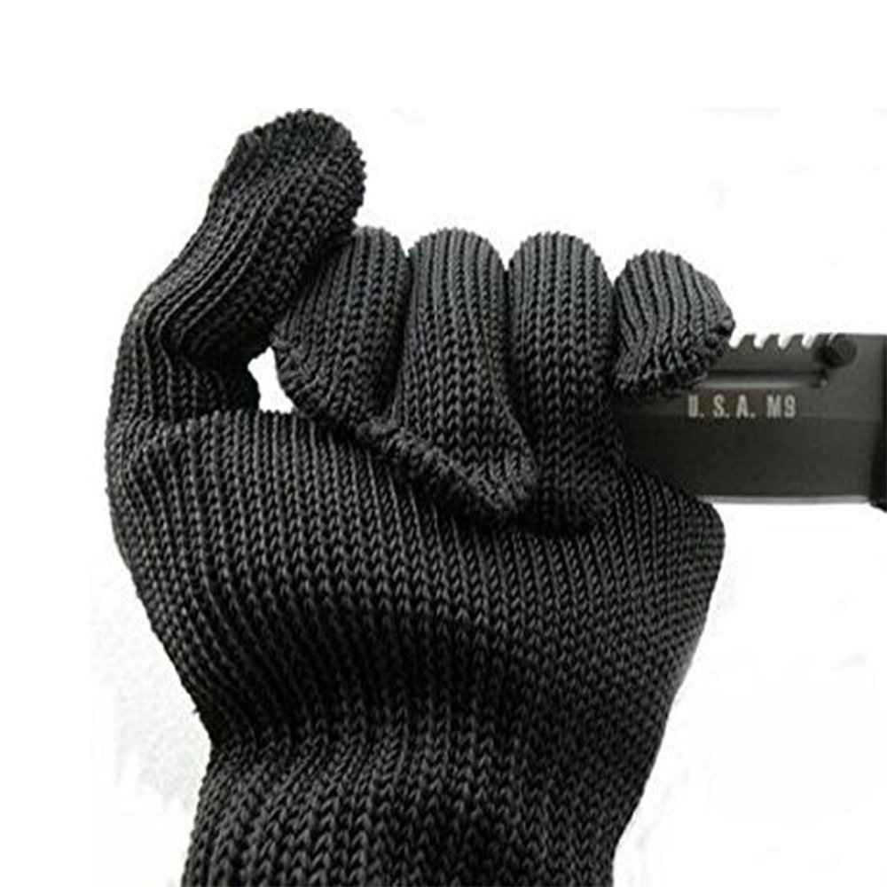 COM-SHOT ナイフ も 掴める 防刃 手袋 切れない グローブ 左右 セット