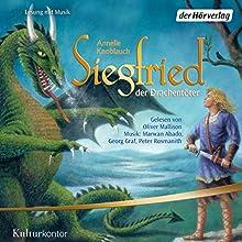 Siegfried, der Drachentöter Hörbuch von Annelie Knoblauch Gesprochen von: Oliver Mallison