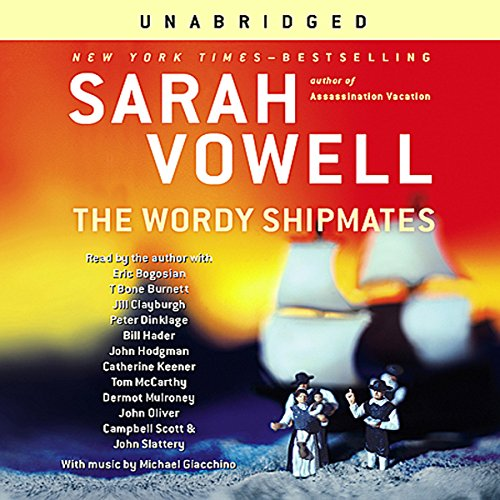 The Wordy Shipmates by Simon & Schuster Audio