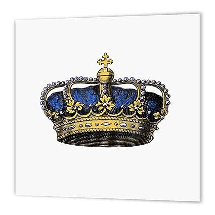 Amazon.com: inspirationzstore clásico arte – Azul Marino ...