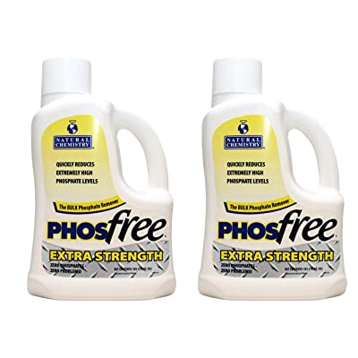 Natural Chemistry PhosFree Extra Strength (3 L) (2 Pack) : Garden & Outdoor