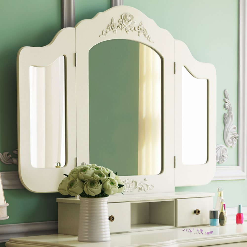 Vintage Vanity Table Decoration Ideas