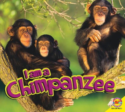 Download Chimpanzee (Av2 Let's Read! I Am...animals) pdf epub