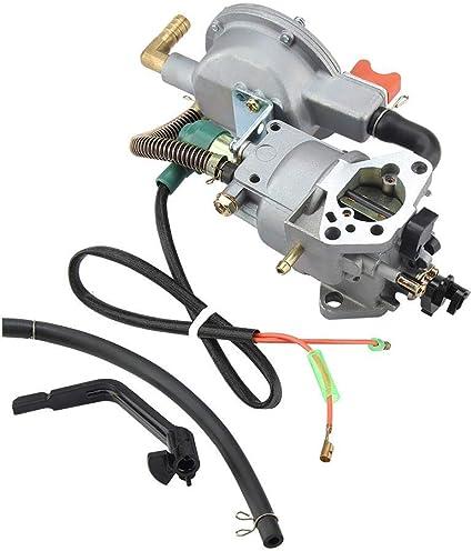 Gas Carburador Motores Generador Lavadora a Presión Kart ...