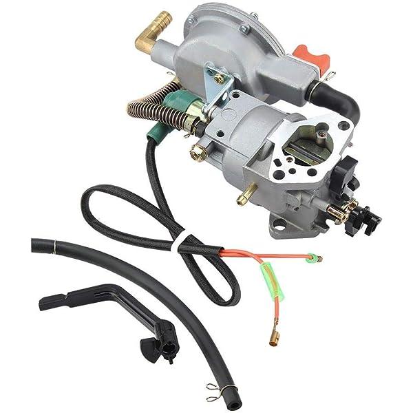 Briggs y Stratton/Gas natural generador conversion- Motor Kit de ...