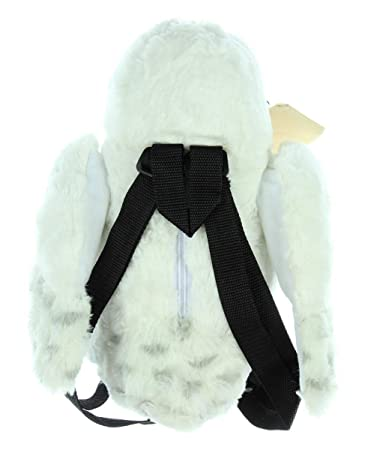 Harry Potter Hedwig Owl Plush Backpack Stuffed Animal