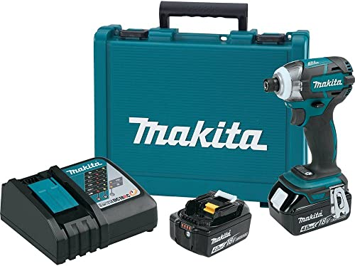 Makita XDT09MB 18V LXT BL Impact Driver Kit Discontinued by Manufacturer