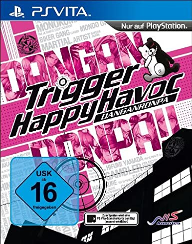 Danganronpa: Trigger Happy Havoc, PS Vita
