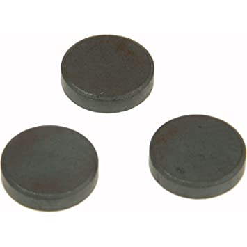 card 10 600 Ferrite Disc Magnet 14mm E-Magnets