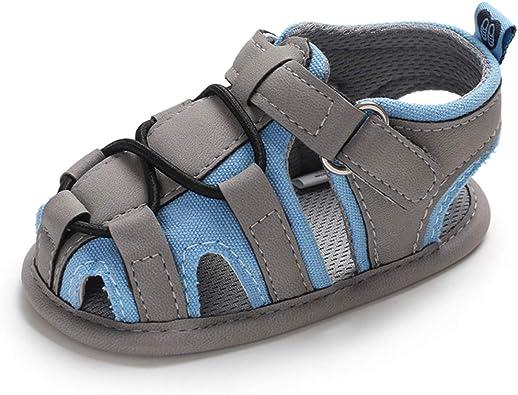 Infant Baby Boys Sandals Soft Sole Non