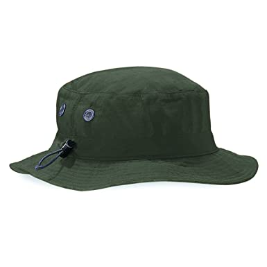 Amazon.com  Beechfield Cargo Bucket Hat  Clothing 4346cdaf7f