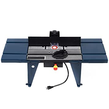 Table new electric aluminum router table wood working craftsman table new electric aluminum router table wood working craftsman tool benchtop greentooth Gallery