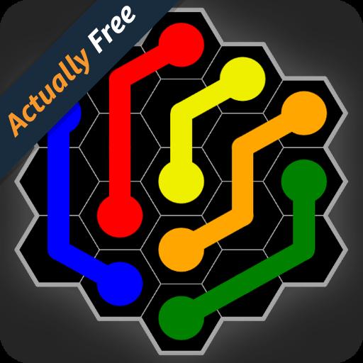 Flow Free: Hexes - Hexagonal Colors