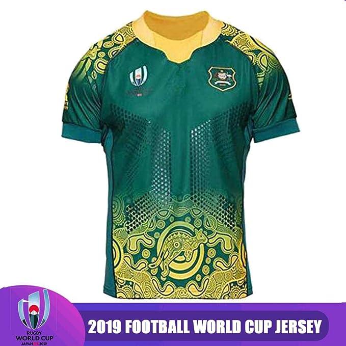 FANS LOVE Los Aficionados De Rugby Australia La Copa Mundial De ...