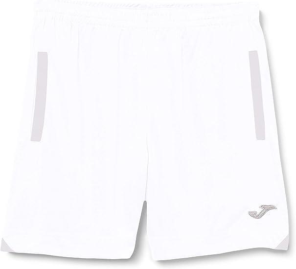Joma Miami - Bermuda Deporte de Tenis Hombre: Amazon.es: Ropa y accesorios
