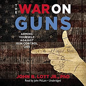 The War on Guns Audiobook