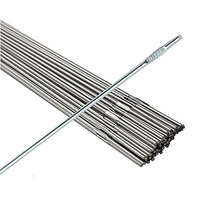 "WeldingCity 1-Lb ER316L Stainless Steel TIG Welding Rods 1-Lb 1/16""x36"" - Tig Welding Equipment - .com"